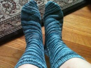 Skew Socks 5