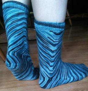 Skew Socks 1