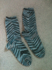Skew Socks 2