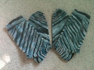 Skew Socks 4