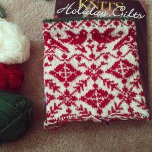 Christmas sock 5