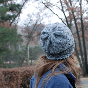 Raindrop Slouch Hat 1