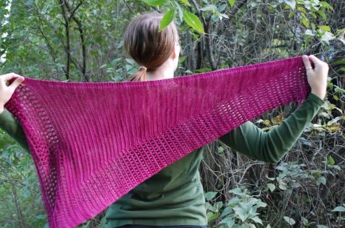 Is it a triangle? A shawl? A scarf?