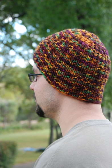 Look at that perfect beanie fit!