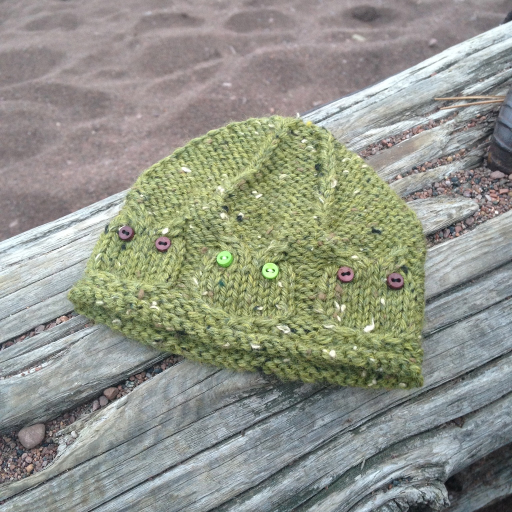 Make sure you check it out on Ravelry!